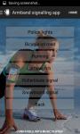 Armband signalling app screenshot 3/6