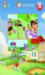 Qiaohu and Dora Exploration Puzzle screenshot 4/5
