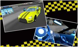 Taxi Simulator 3D 2016 screenshot 3/5