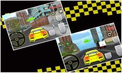 Taxi Simulator 3D 2016 screenshot 4/5