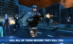 Zombie Frontier - Defense and Attack screenshot 1/6