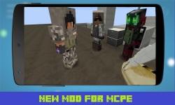 Crafting Dead Mod for Minecraft PE screenshot 1/3
