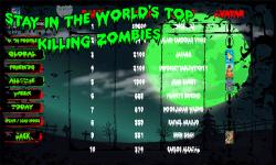 Zombie Cross screenshot 3/6