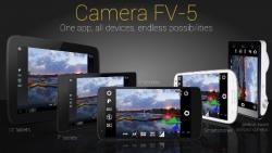 Camera FV-5 full screenshot 4/6