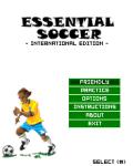 EssentialSoccer screenshot 1/1