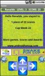 Snake Fun Cup - AndroidFunCup screenshot 3/6