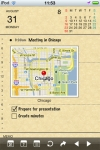 Organizer (Google Calendar support) screenshot 1/1