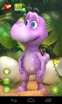 Talking Baby Dinosaur screenshot 1/6