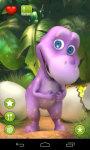 Talking Baby Dinosaur screenshot 2/6