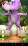 Talking Baby Dinosaur screenshot 3/6