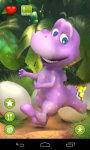 Talking Baby Dinosaur screenshot 4/6