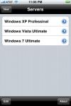 iRemoteDesktop screenshot 1/1