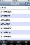 Romanian Explanatory SlovoEd Classic Dictionary screenshot 1/1