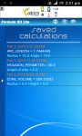 Formula Kit Lite screenshot 4/4