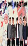 One Direction Live Wallpaper Free screenshot 2/6
