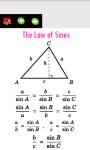 Trigonometry Formulas and Graphs screenshot 3/6