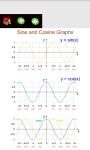 Trigonometry Formulas and Graphs screenshot 6/6