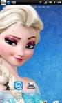 Frozen Live Wallpaper 5 screenshot 3/3