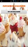 Cupcake Live Wallpaper Best screenshot 1/5