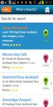 Auckland Guide Hotels Map screenshot 1/5