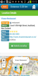 Auckland Guide Hotels Map screenshot 4/5
