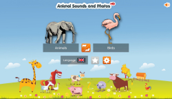 Animal Sounds And Photos for Kids screenshot 2/6