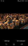 Despicable Me 2 animated Live Wallpaper screenshot 4/6