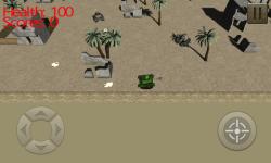 City Tank Battles screenshot 2/6
