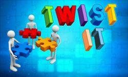 Flip and Swap Jigsaw Puzzle Game screenshot 1/5