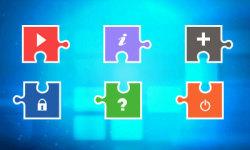 Flip and Swap Jigsaw Puzzle Game screenshot 2/5