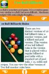 Ten Ball Billiards Games screenshot 3/3