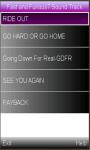 Fast and Furious7 Soundtrack screenshot 2/2