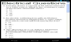 Electrical Question screenshot 2/3