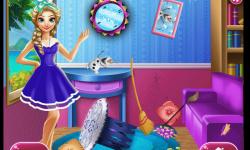 Elsa Room Cleaning screenshot 1/4