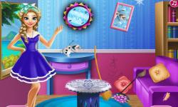 Elsa Room Cleaning screenshot 3/4