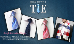 Leanrn How To Tie a Tie screenshot 1/4