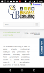 UB Consulting screenshot 3/3