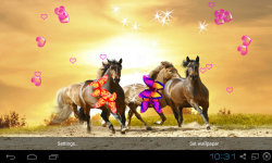 3D Horse Live Wallpaper screenshot 1/5