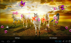 3D Horse Live Wallpaper screenshot 2/5