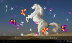3D Horse Live Wallpaper screenshot 5/5