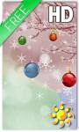 Christmas Balls Live Wallpaper screenshot 1/2