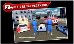 City Ambulance Rescue Drive 3d screenshot 3/5