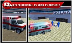 City Ambulance Rescue Drive 3d screenshot 5/5