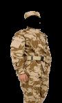 Army photo suit  screenshot 1/4