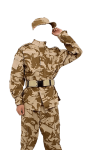 Army photo suit  screenshot 4/4