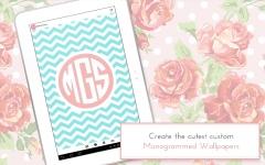 Monogram It Custom Wallpapers private screenshot 4/6