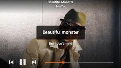 musiXmatch Lyrics Player screenshot 3/6