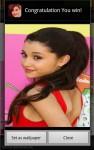 Ariana Grande Puzzle Games screenshot 6/6