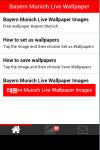 Bayern Munich Live Wallpaper Images screenshot 2/6