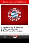 Bayern Munich Live Wallpaper Images screenshot 5/6